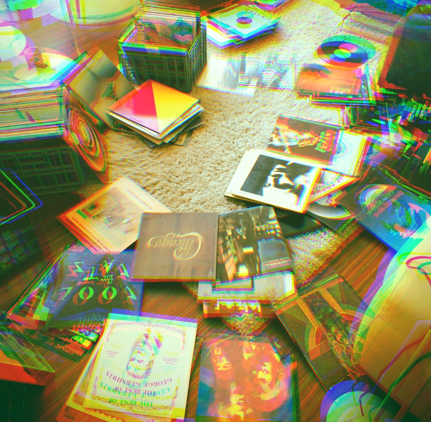 vinyl-square